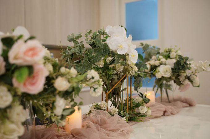Michael & Valenta Wedding by Fiori.Co - 005