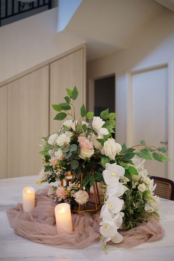 Michael & Valenta Wedding by Fiori.Co - 007