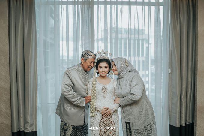 GEDUNG ANTAM WEDDING OF WINNIE & ANAS by alienco photography - 049
