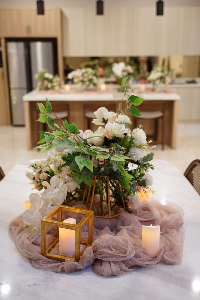 Michael & Valenta Wedding by Fiori.Co - 009