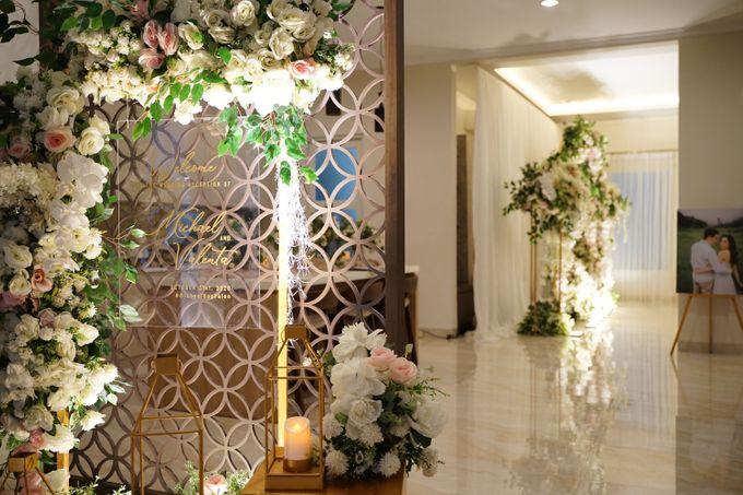 Michael & Valenta Wedding by Fiori.Co - 013