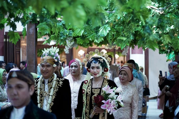 hani & danu resepsi by Our Wedding & Event Organizer - 005