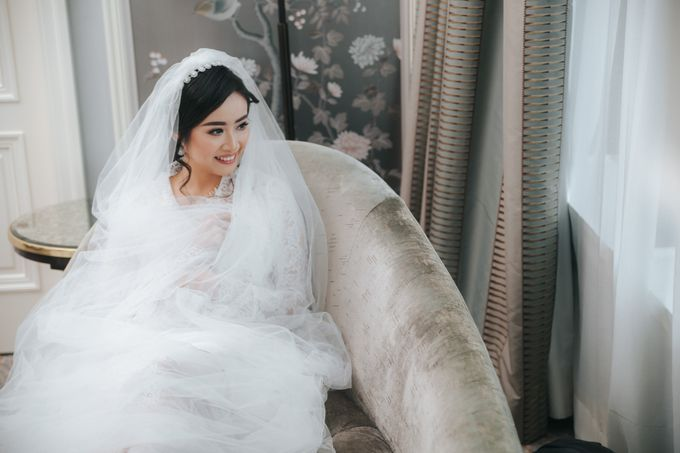 Evelyn & Jossy Wedding Preparation at Four Season Hotel by GoFotoVideo - 029