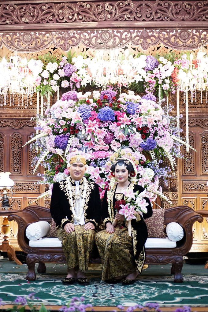 hani & danu resepsi by Our Wedding & Event Organizer - 008