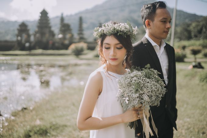 Bali Prewedding Diana & Andre by Hexa Images - 001