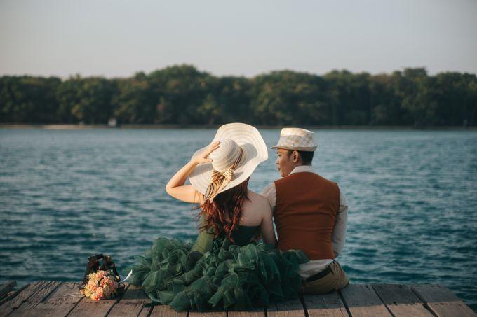 Simon & Ivana prewedding at pulau seribu by GoFotoVideo - 004