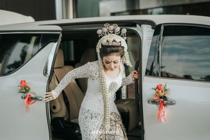 GEDUNG ANTAM WEDDING OF WINNIE & ANAS by alienco photography - 001