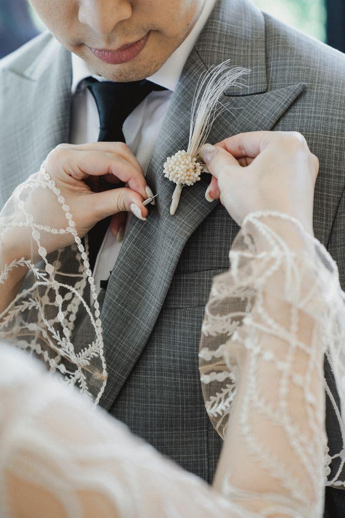 Joseph & Nadine Wedding by Hilda by Bridestory - 012