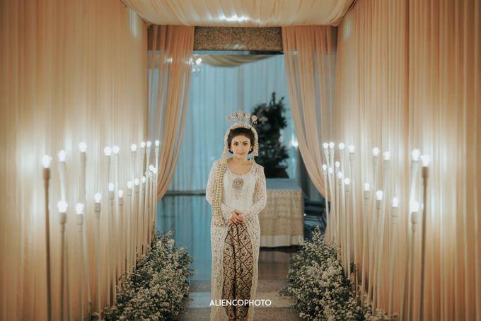 GEDUNG ANTAM WEDDING OF WINNIE & ANAS by alienco photography - 002