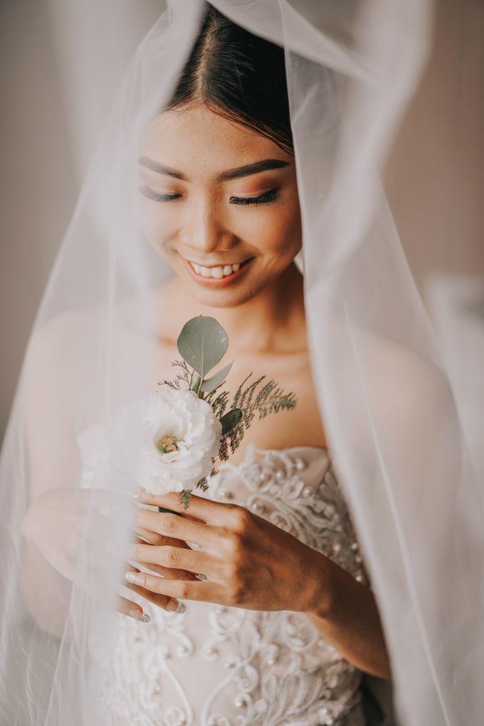 Gaya Pernikahan ala Korea by Manuela Putri Design & Collection - 005