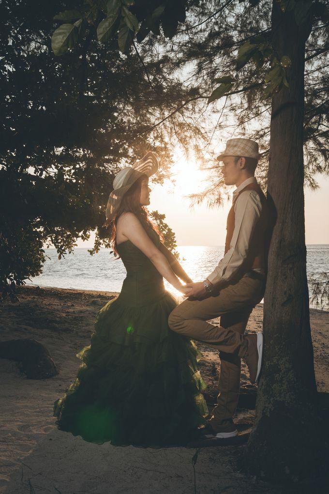 Simon & Ivana prewedding at pulau seribu by GoFotoVideo - 014