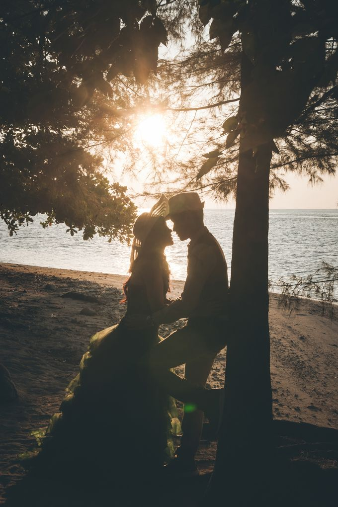 Simon & Ivana prewedding at pulau seribu by GoFotoVideo - 015