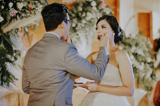 Wedding of Andre & Bella by Elina Wang Bridal - 008