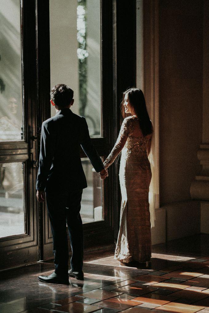 Pre-Wedding by Yosye Wedding Journal - 017