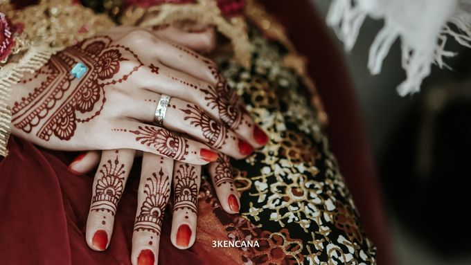 Wedding Indah n Reza by 3KENCANA PHOTOGRAPHY - 005
