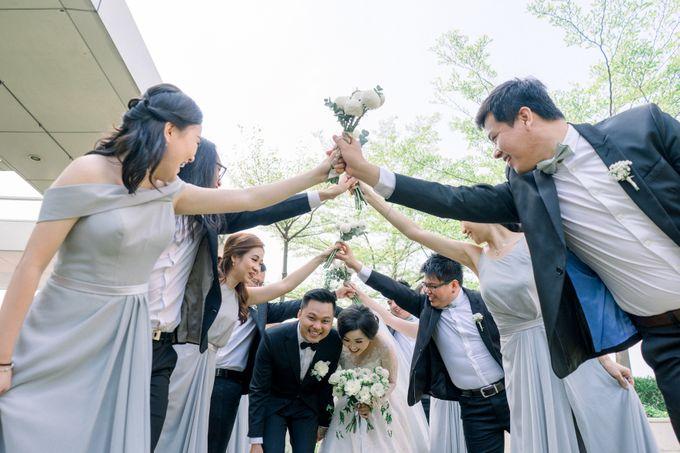 Leon & Cindy Wedding by Iris Photography - 004