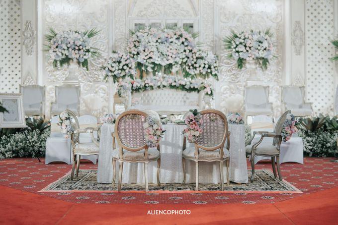 GEDUNG ANTAM WEDDING OF WINNIE & ANAS by alienco photography - 003