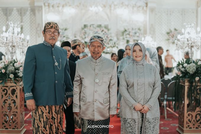 GEDUNG ANTAM WEDDING OF WINNIE & ANAS by alienco photography - 004