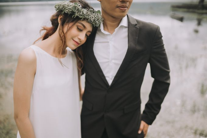 Bali Prewedding Diana & Andre by Hexa Images - 004