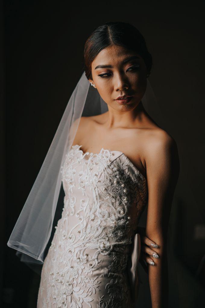 Gaya Pernikahan ala Korea by Manuela Putri Design & Collection - 013