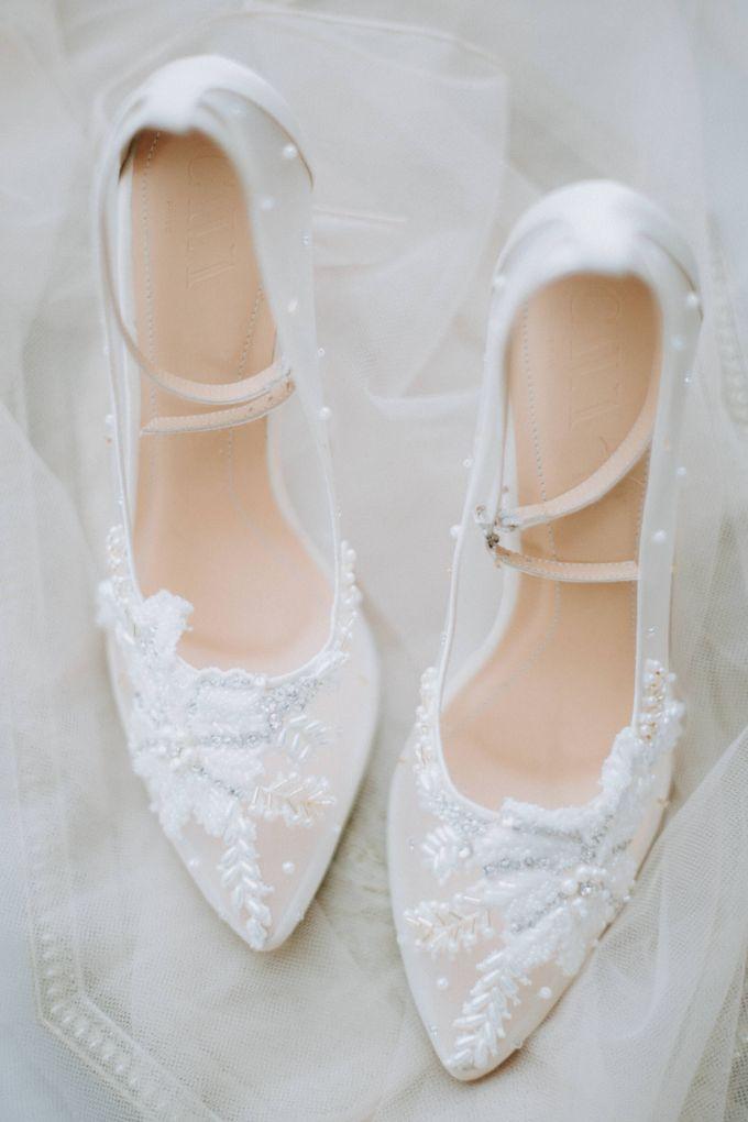 Raymond & Vanie Wedding Day by Keyva Photography - 002