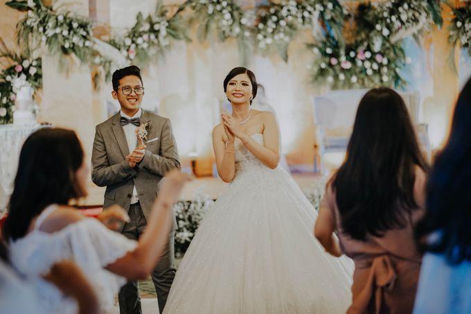 Wedding of Andre & Bella by Elina Wang Bridal - 009