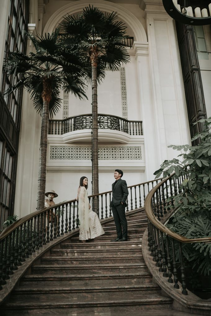 Pre-Wedding by Yosye Wedding Journal - 015
