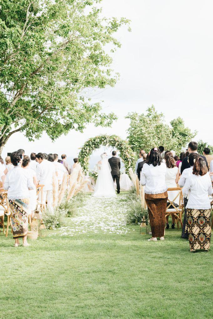 Paskal & Vivin Wedding by Bali Wonderful Decor - 006