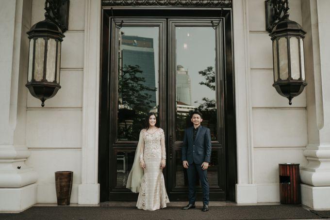 Pre-Wedding by Yosye Wedding Journal - 016