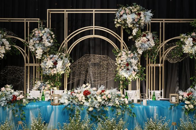Kenny & Felicia Wedding At Ramayana Kempinski by Fiori.Co - 001