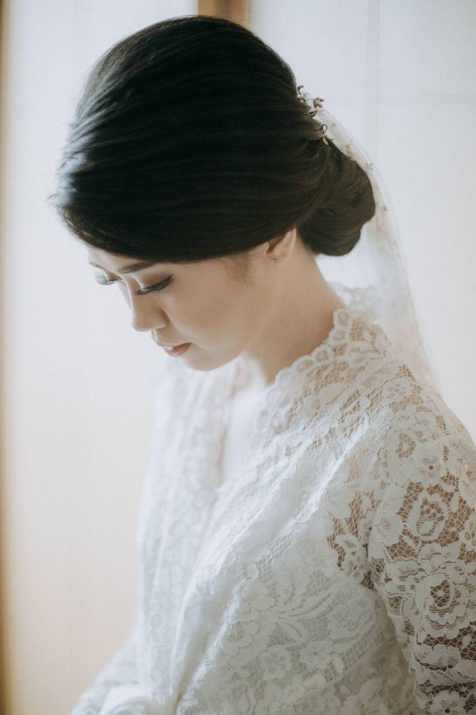 Raymond & Vanie Wedding Day by Keyva Photography - 011
