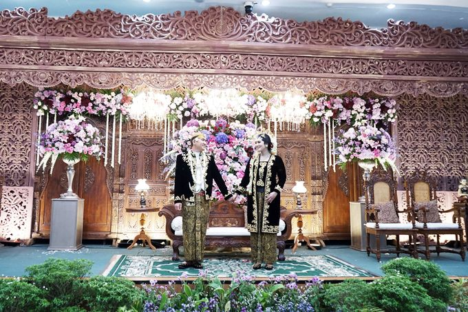 hani & danu resepsi by Our Wedding & Event Organizer - 013