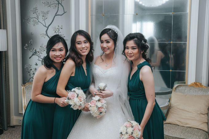 Evelyn & Jossy Wedding Preparation at Four Season Hotel by GoFotoVideo - 038