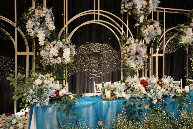 Kenny & Felicia Wedding At Ramayana Kempinski by Fiori.Co - 007