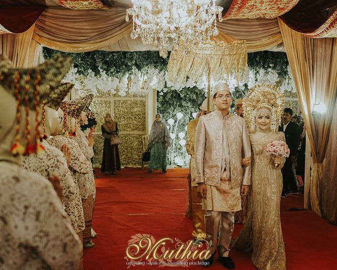 Wedding Of Tiari & Yoga by Muthia Catering - 015