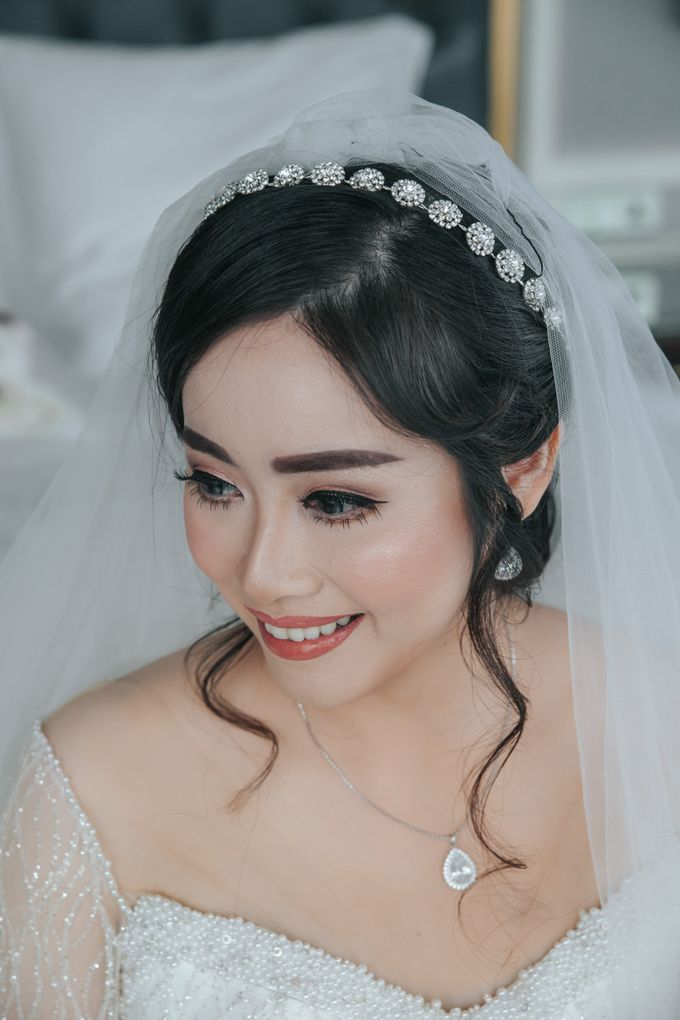 Evelyn & Jossy Wedding Preparation at Four Season Hotel by GoFotoVideo - 039