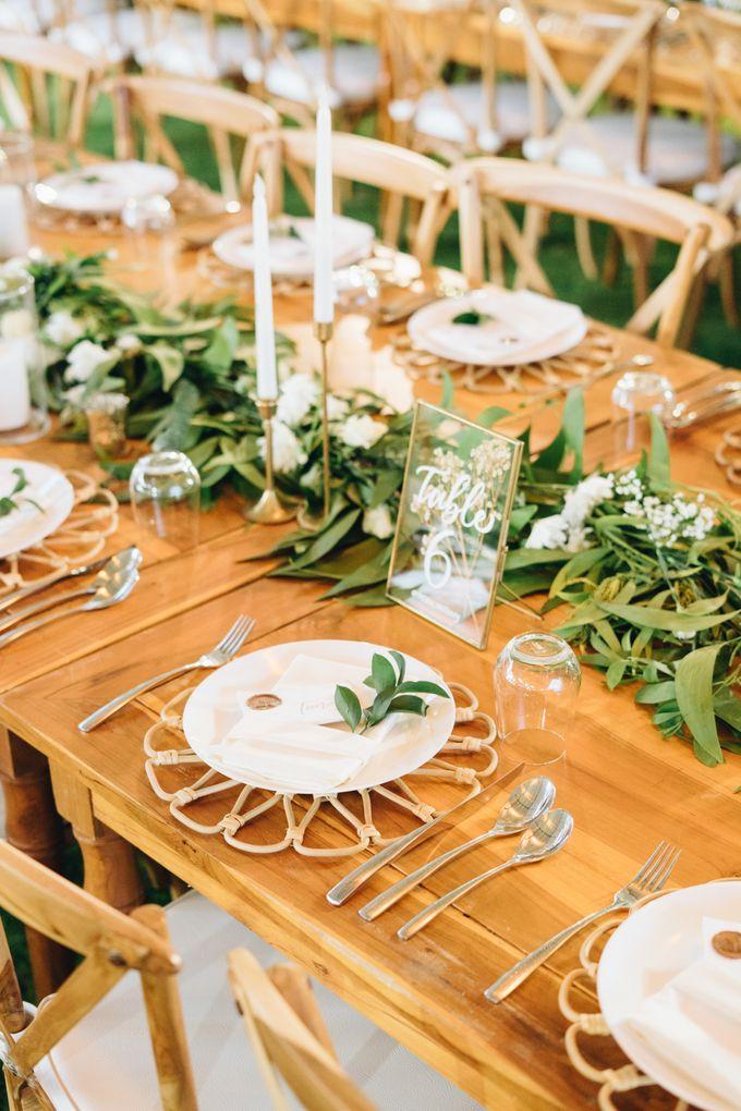 Paskal & Vivin Wedding by Bali Wonderful Decor - 010
