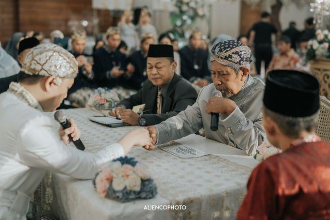 GEDUNG ANTAM WEDDING OF WINNIE & ANAS by alienco photography - 007