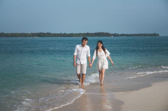 Simon & Ivana prewedding at pulau seribu by GoFotoVideo - 019