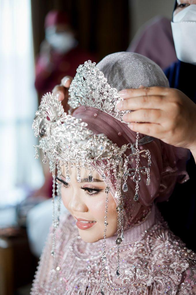 The Wedding of Nurul & Qodri at Horison Hotel by Decor Everywhere - 010