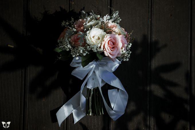 Wedding Bio & Gabby by Tiffany's Flower Room - 010