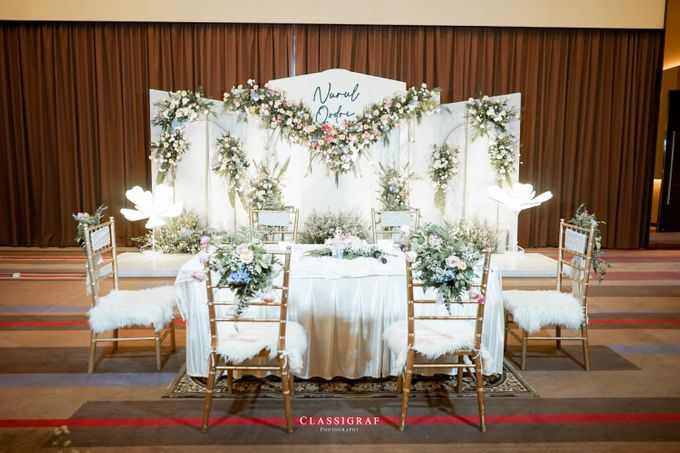 The Wedding of Nurul & Qodri at Horison Hotel by Decor Everywhere - 002