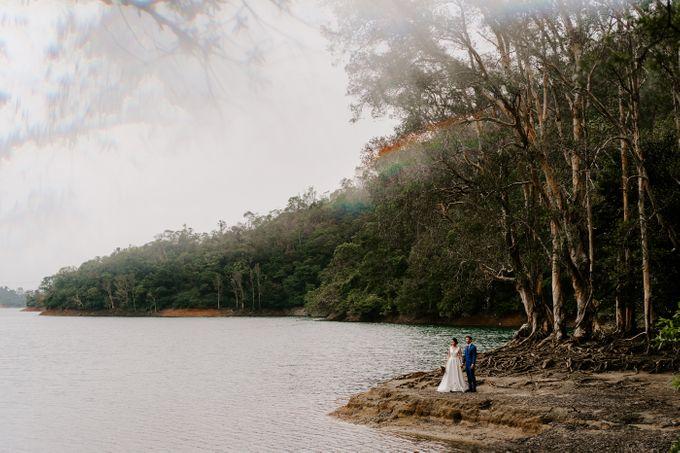 Hong Kong Pre-Wedding of Isabella & Jason by Natalie Wong Photography - 001