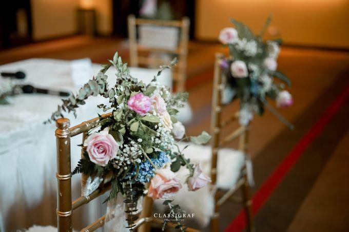 The Wedding of Nurul & Qodri at Horison Hotel by Decor Everywhere - 007