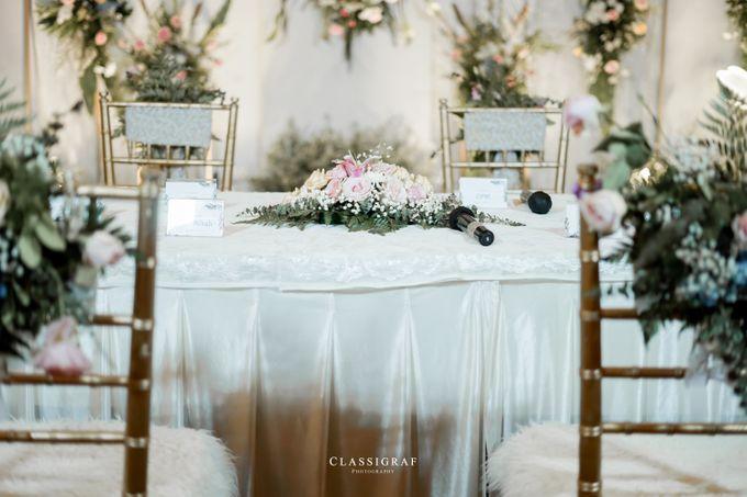 The Wedding of Nurul & Qodri at Horison Hotel by Decor Everywhere - 006