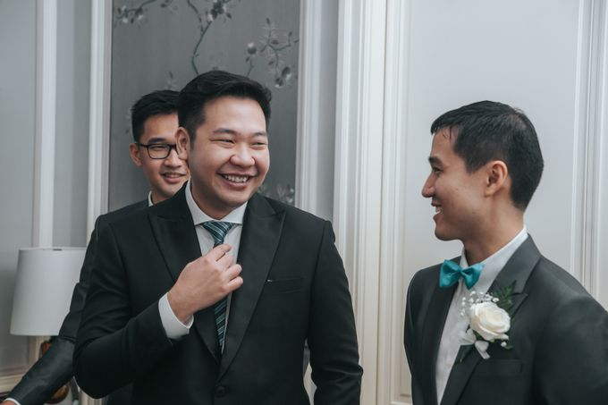 Evelyn & Jossy Wedding Preparation at Four Season Hotel by GoFotoVideo - 040