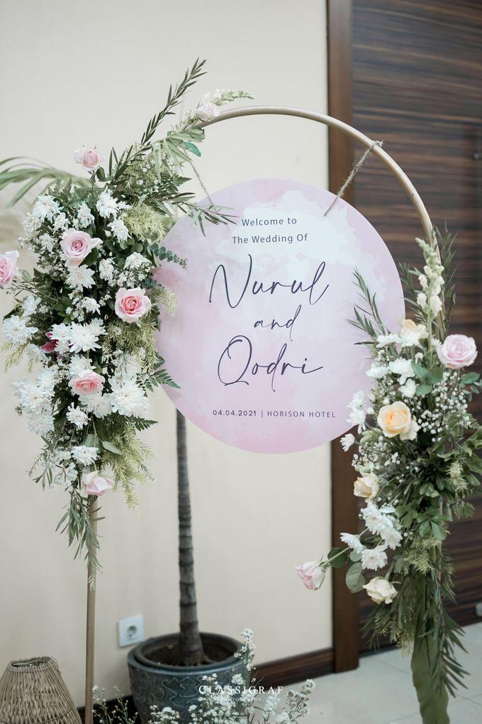 The Wedding of Nurul & Qodri at Horison Hotel by Decor Everywhere - 005