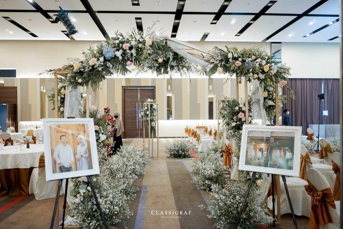 The Wedding of Nurul & Qodri at Horison Hotel by Decor Everywhere - 004