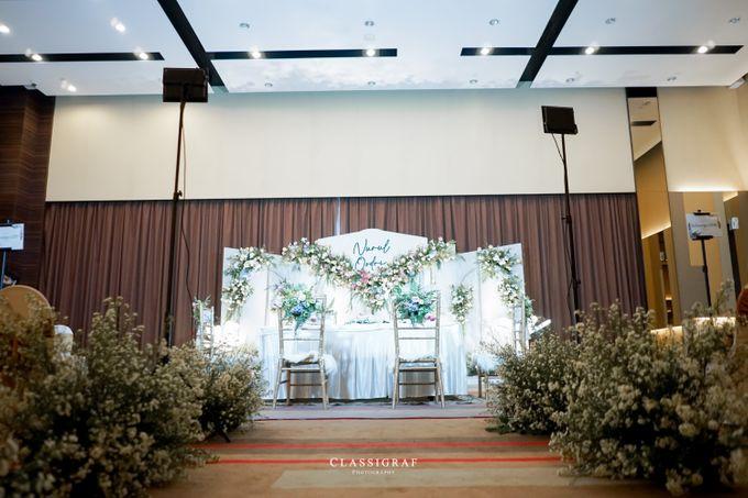 The Wedding of Nurul & Qodri at Horison Hotel by Decor Everywhere - 003