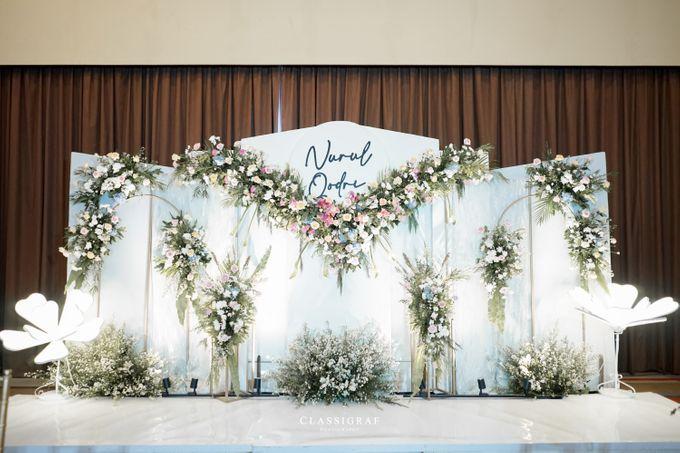 The Wedding of Nurul & Qodri at Horison Hotel by Decor Everywhere - 001